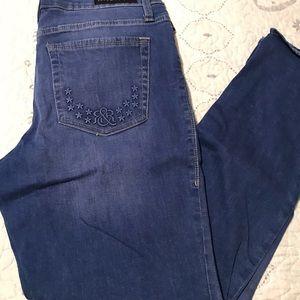 Rock & Republic Jeans Size 16